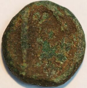 ANCIENT GREECE COIN UNDETIFIED  C218