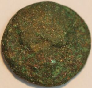 ANCIENT GREECE COIN UNDETIFIED  C262