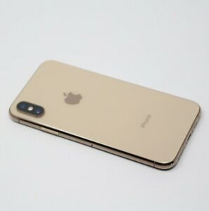 APPLE IPHONE XS AT&T CRICKET 64GB  ROSE  GOLD A1920