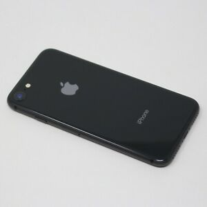 APPLE IPHONE 8 256GB UNLOCKED AT&T GSM SPACE GRAY BLACK A1905 EXCELLENT