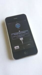 APPLE IPHONE 3G   16GB   WHITE  AT&T   UNLOCKED  A1241  GSM