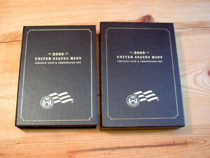 2009 LINCOLN COIN & CHRONICLES SET    PROOF SILVER DOLLAR $1    US MINT BOX COA