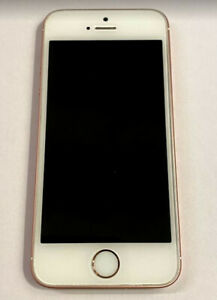 APPLE IPHONE SE   64GB   ROSE GOLD   EXCELLENT CONDITION