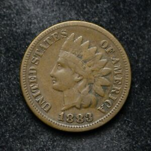 83 INDIAN HEAD CENT  BB5112