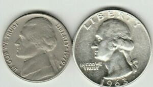 ONE OF A KIND 1979 JEFFERSON NICKEL HEAVY FROSTED TEXTURE & OFF CENTER OBVERSE