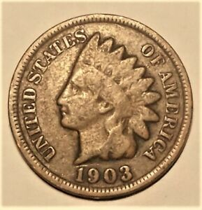1905 GOOD INDIAN HEAD CENT