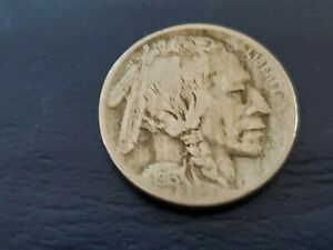 1913   T1 BUFFALO NICKEL