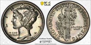 Click now to see the BUY IT NOW Price! 1936 PROOF MERCURY DIME 10C PCGS CERTIFIED PR PR 67   150