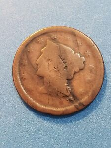 NO DATE US LARGE CENT