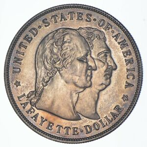 1900 ERECTION OF LAFAYETTE MONUMENT COMMEMORATIVE DOLLAR  1653