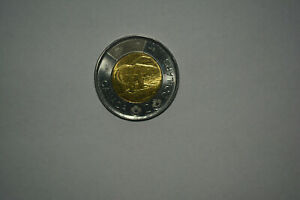 2015 CANADA 2 DOLLARS COIN  TOONIES  KM 1257   CIRCULATED