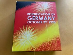 Click now to see the BUY IT NOW Price! 2010 PERTH TUVALU REUNIFICATION OF GERMANY SILVER PROOF $1 COIN   1 OUNCE