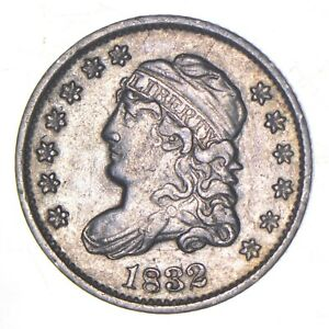 1832 CAPPED BUST DIME  8919