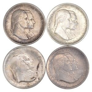 LOT  4  1926 AMERICAN INDEPENDENCE 150TH COMMEMORATIVE HALF DOLLARS  3060