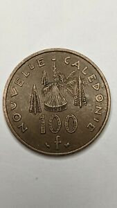 [NEW CALEDONIA]   100 FRANCS  1997  COIN