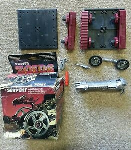 tomy zoids 1980 spare parts empty