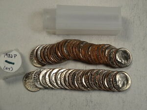 Click now to see the BUY IT NOW Price! ORIGINAL UNCIRCULATED ROLL 1982 P ROOSEVELT DIMES KEY DATE    0508 34