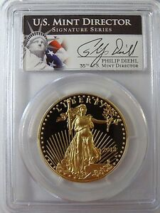 Click now to see the BUY IT NOW Price! 2013 W $50 U S MINT  DIRECTOR SERIES  AMERICAN GOLD EAGLE  PCGS  PR70DCAM