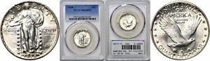 Click now to see the BUY IT NOW Price! 1928 STANDING LIBERTY QUARTER PCGS MS 65 FH