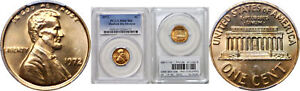 Click now to see the BUY IT NOW Price! 1972/72 LINCOLN CENT PCGS MS 67 RD