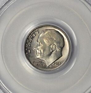 Click now to see the BUY IT NOW Price! 1982 ROOSEVELT DIME NO P STRONG PCGS MS 67  ONLY 4 GRADED HIGHER  ANJ