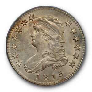 Click now to see the BUY IT NOW Price! 1815 25C CAPPED BUST QUARTER PCGS MS 63 UNCIRCULATED MINT STATE BEAUTY TOUGH DAT