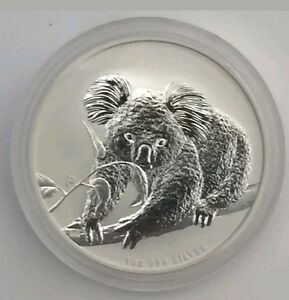 Click now to see the BUY IT NOW Price! AUSTRALIAN 2010 PERTH MINT SILVER KOALA   1OZ IN MINT CAPSULE