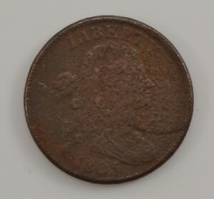 1803 DRAPED BUST LARGE CENT  070