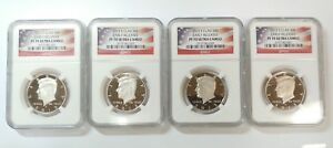 Click now to see the BUY IT NOW Price!  4  2013 S CLAD PROOF KENNEDY HALF DOLLAR NGC PF70 ULTRA CAMEO EARLY RELEASE