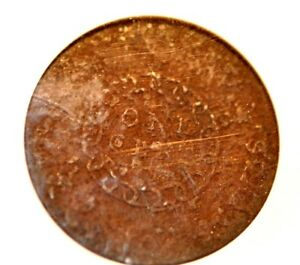 1793 1 CENT FLOWING HAIR CHAIN CENT ANACS GRADED VG DETAILS NET 1 EAC GRADE 4/2