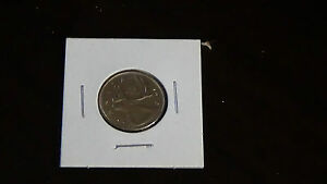 1970 CANADIAN 25 CENT  LOW MINTAGE   FIND: