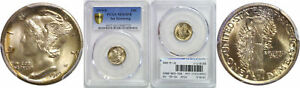 Click now to see the BUY IT NOW Price! 1919 S MERCURY DIME PCGS MS 65 FB