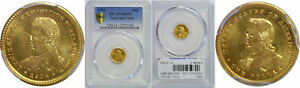 1905 LEWIS AND CLARK $1 GOLD COMMEMORATIVE PCGS MS 64