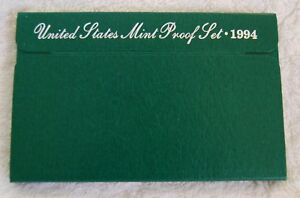 1994 UNTIED STATES MINT PROOF SET