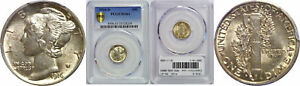Click now to see the BUY IT NOW Price! 1916 D MERCURY DIME PCGS MS 61