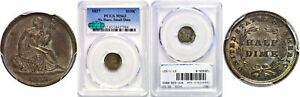 Click now to see the BUY IT NOW Price! 1837 SEATED LIBERTY HALF DIME PCGS MS 63 CAC NO STARS SMALL DATE