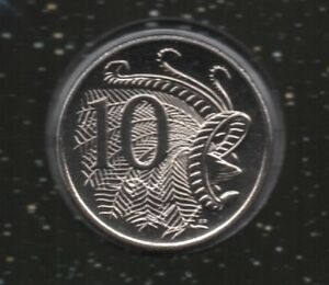 2008 AUSTRALIA: 5 & 10 CENT COINS FROM MINT SET COIN MARKET $1 POSTAGE