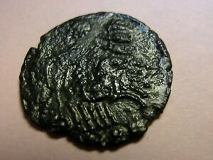 ANCIENT ROMAN COIN EXCAVATED GARRETT ACE 150 200 250 300 400 CHARIOT RACES