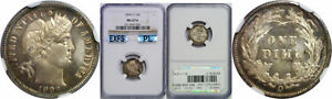 Click now to see the BUY IT NOW Price! 1899 O BARBER DIME NGC MS 67