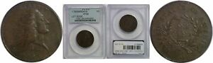 Click now to see the BUY IT NOW Price! 1793 LARGE CENT PCGS VF 35 WREATH LETTERED EDGE