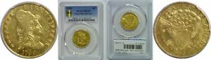 1799 $5 GOLD COIN PCGS MS 61 LARGE STAR REVERSE