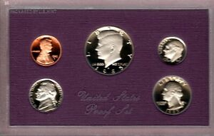 1985 S U.S. MINT PR00F SET IN ORIGINAL MINT PACKAGE.NICE GEM EEP CAMEO COINS
