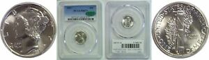 Click now to see the BUY IT NOW Price! 1937 MERCURY DIME PCGS PR 67  CAC