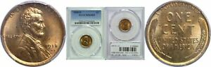 Click now to see the BUY IT NOW Price! 1918 D LINCOLN CENT PCGS MS 65 RD
