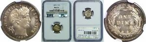 Click now to see the BUY IT NOW Price! 1899 O BARBER DIME NGC MS 67 STAR