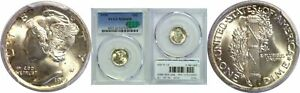 Click now to see the BUY IT NOW Price! 1919 MERCURY DIME PCGS MS 66 FB CAC