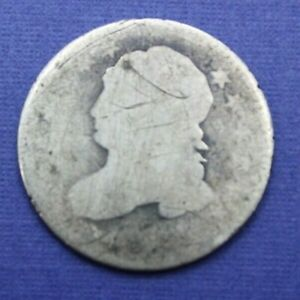 BUST DIME NO DATE AG