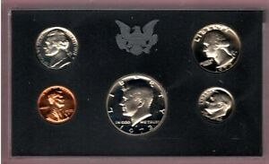 1972 S U.S. PROOF SET IN OGP NICE CAMEO'S.. A QUALITY SET HERE C2728