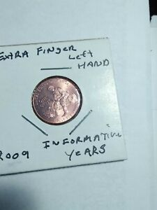 2009 P FORMATIVE YEARS LINCOLN CENT
