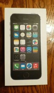 IPHONE 5S BOX WITHOUT ACCESSORIES   BOX INSTRUCTION SHEET AND STICKERS